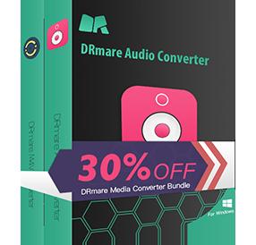 iTunes M4V + Audio Converter Bundle for Windows (30% Off)</p><p>1 PC/Lifetime</p><p>