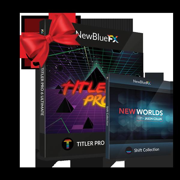 Titler Pro 6: Video Title Effects & Editing Software | NewBlueFX